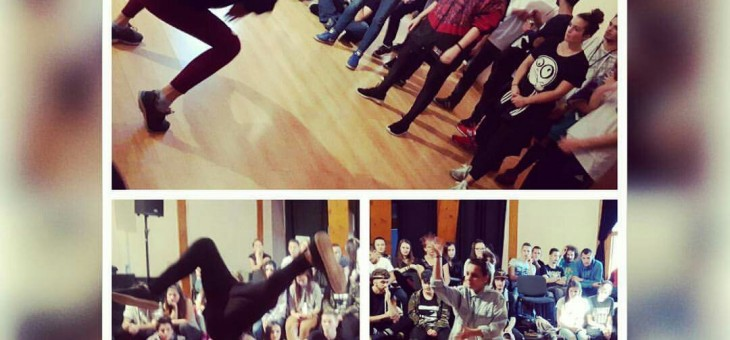 Hip Hop u Kući mira / Battle & Jam
