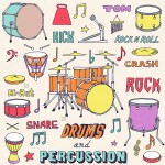 drums & percussions