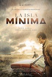 """Projekcija filma : """"La isla minima"""" / Najmanje ostrvo, (Alberto Rodriguez, 2014)"""