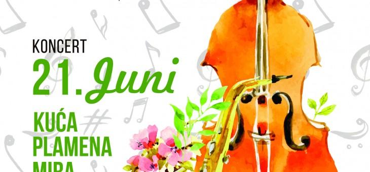 Fête de la Musique – Svjetski Dan muzike 21. juni