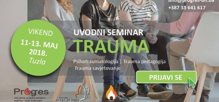 Uvodni seminar TRAUMA