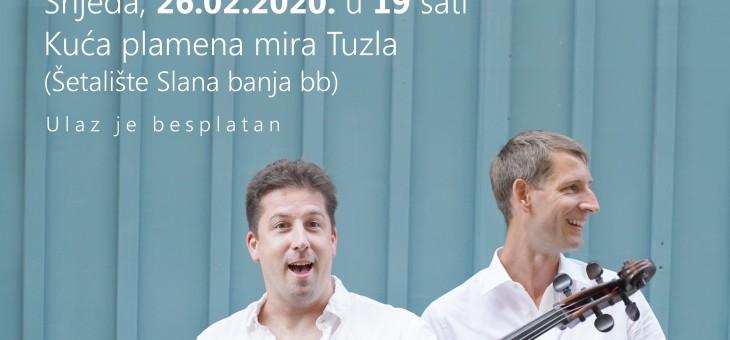 Koncert i muzička radionica u KPM